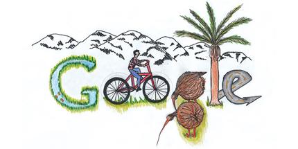 Doodle 4 Google New Zealand Winner 2013