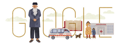 Abdul Sattar Edhi's 89th birthday